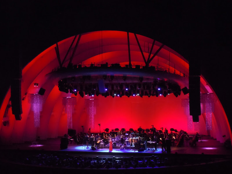 Opening night Hollywood Bowl 2011