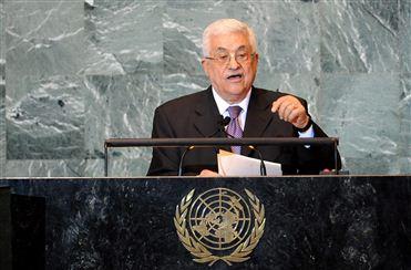 Palestina na ONU: Sem fim da colonização não há negociações com Israel - Mahmoud Abbas