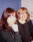 Lita Gómez y Nené Ortiz