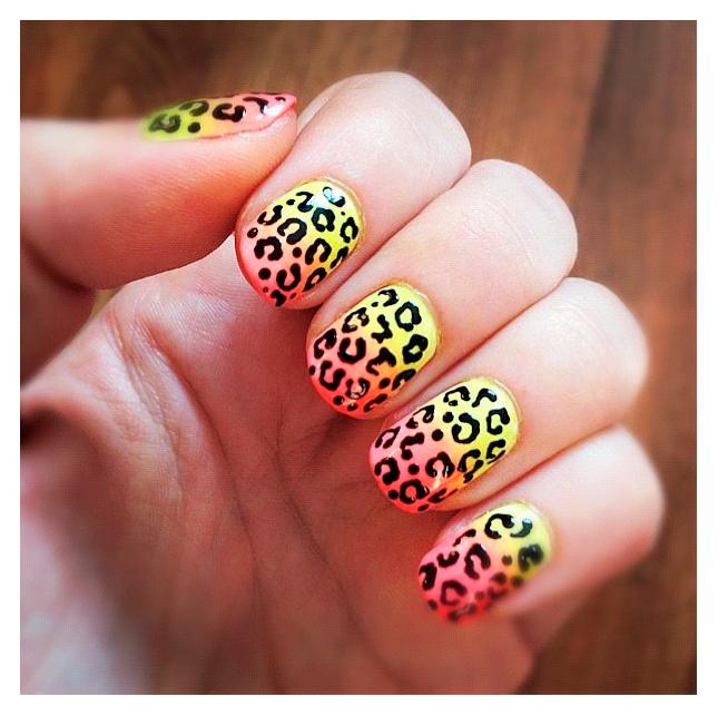 Imagenes de uñas decoradas, diseños y estilos de uñas