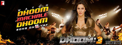 Dhoom 3 - Watch Dhoom Machale Dhoom Title Song Lyrics- Katrina Kaif