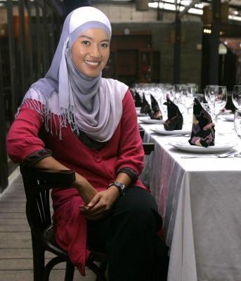 Ezani Farhana Seksi Hot Chef Selebriti Malaysia