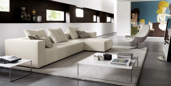 Sentuhan Lembut untuk Ruang Tamu Anda dengan Sofa Modern Sentuhan Lembut untuk Ruang Tamu Anda dengan Sofa Modern