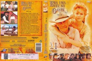 ERA UMA VEZ NO OESTE - A SÉRIE - VOLUME 3