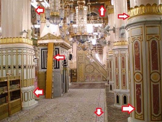 Anda Pasti Terkejut Apabila Membaca Rahsia Sebenar Disebalik Masjid Nabawi Yang Telah Disembunyikan Oleh Kerajaan Saudi 10 Gambar