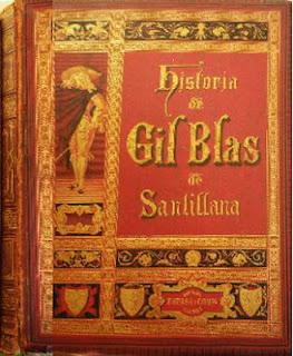 Historia de Gil Blas de Santillana, de Alain-René Lesage, traduccion del Padre Isla