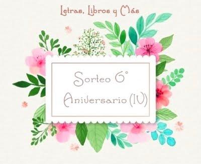 Sorteo 6º aniversario (IV)