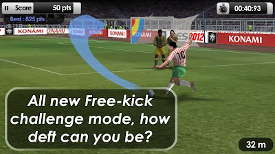 PES 2012 &#8211; Pro Evolution Soccer 2012 &#8211; Android