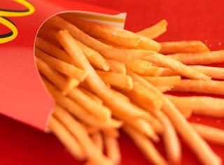 McDonald hranolčeky