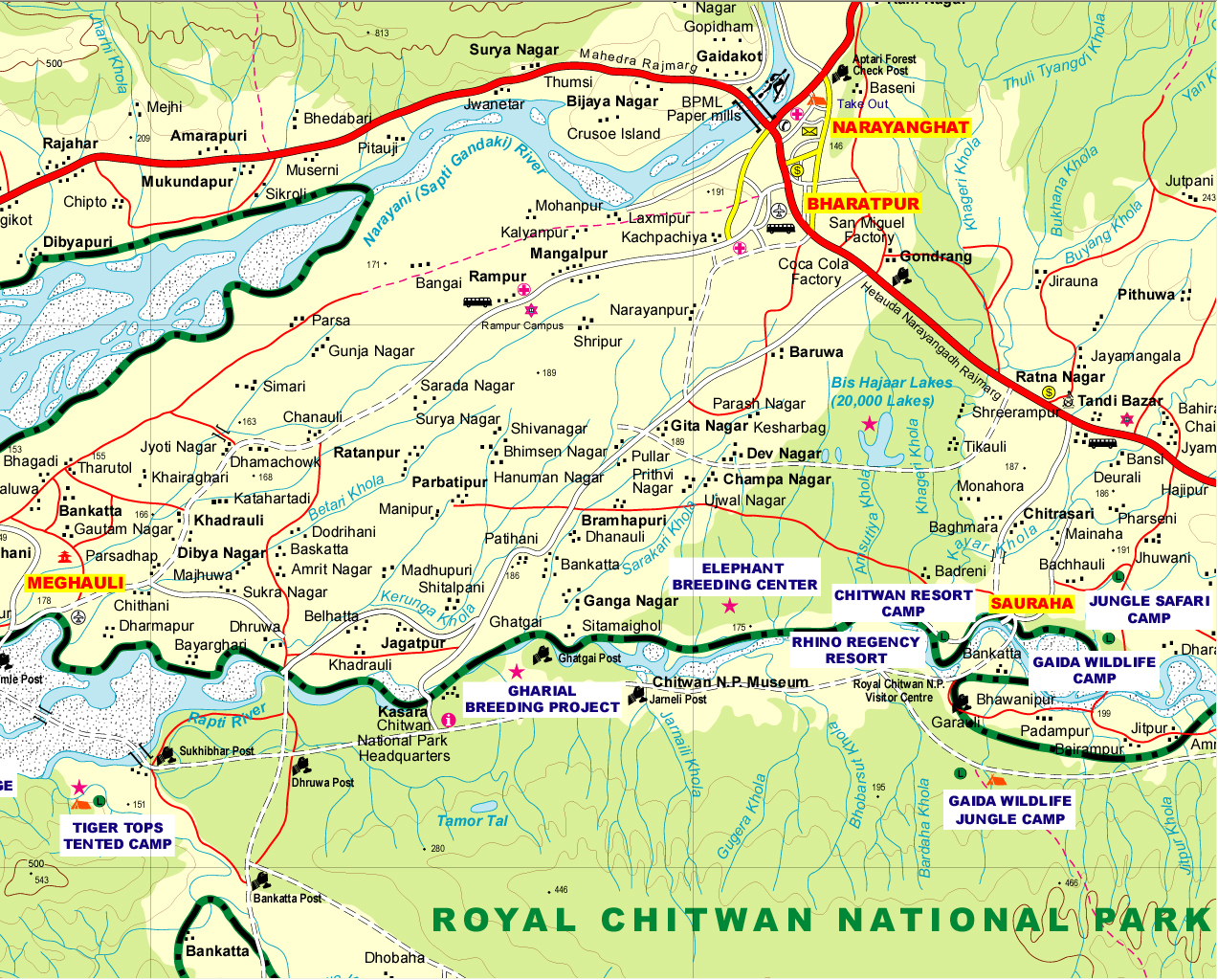Chitwan Nepal  City pictures : Trekking in Nepal, Trek with Guide, Nepal trek, trekking Guide in