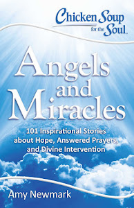 Coming in November: Chicken Soup for the Soul Angels and Miracles