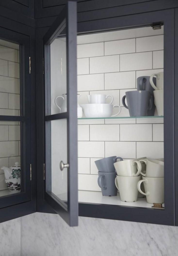 cupboard subway tiles