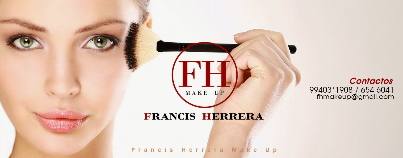 Francis Herrera MAKE UP