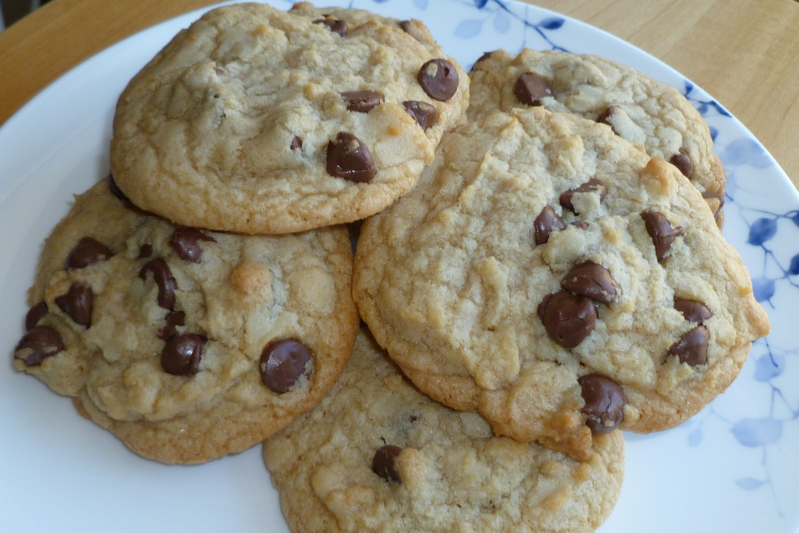 The Pastry Chef's Baking: Thick and Chewy Chocolate Chip ...
