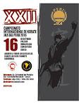 """XXII INTERNACIONAL DE KARATE """"JKA del Peru 2016"""" Lima-Perù"""