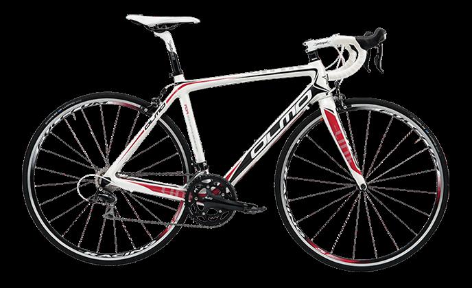 Biciclette Da Corsa: BICI CORSA CARBONIO LINK OLMO Shimano 105 10V MIX