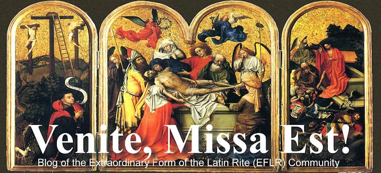 Venite, Missa Est!