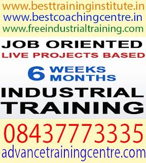 six months industrial training in kharar