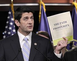 Paul Ryan and his budget plan