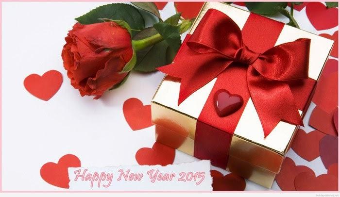 thiệp năm mới dành tặng người yêu