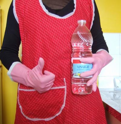 Alternativas verdes a los productos de limpieza hogar for El vinagre desinfecta