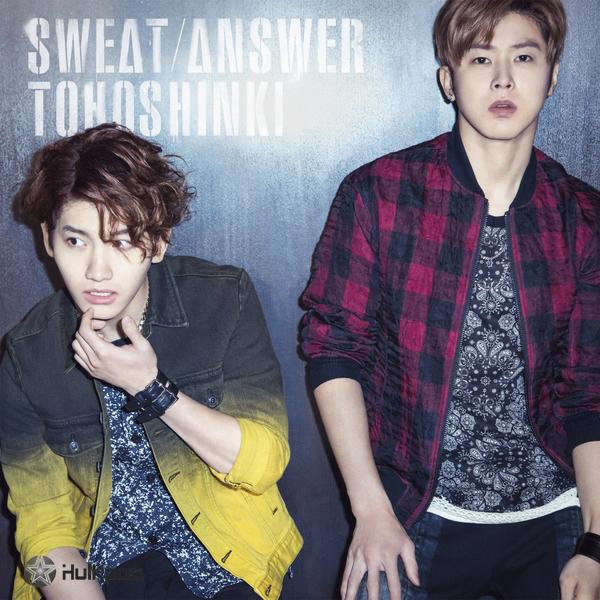 [Single] Tohoshinki – Sweat / Answer (Japanese)
