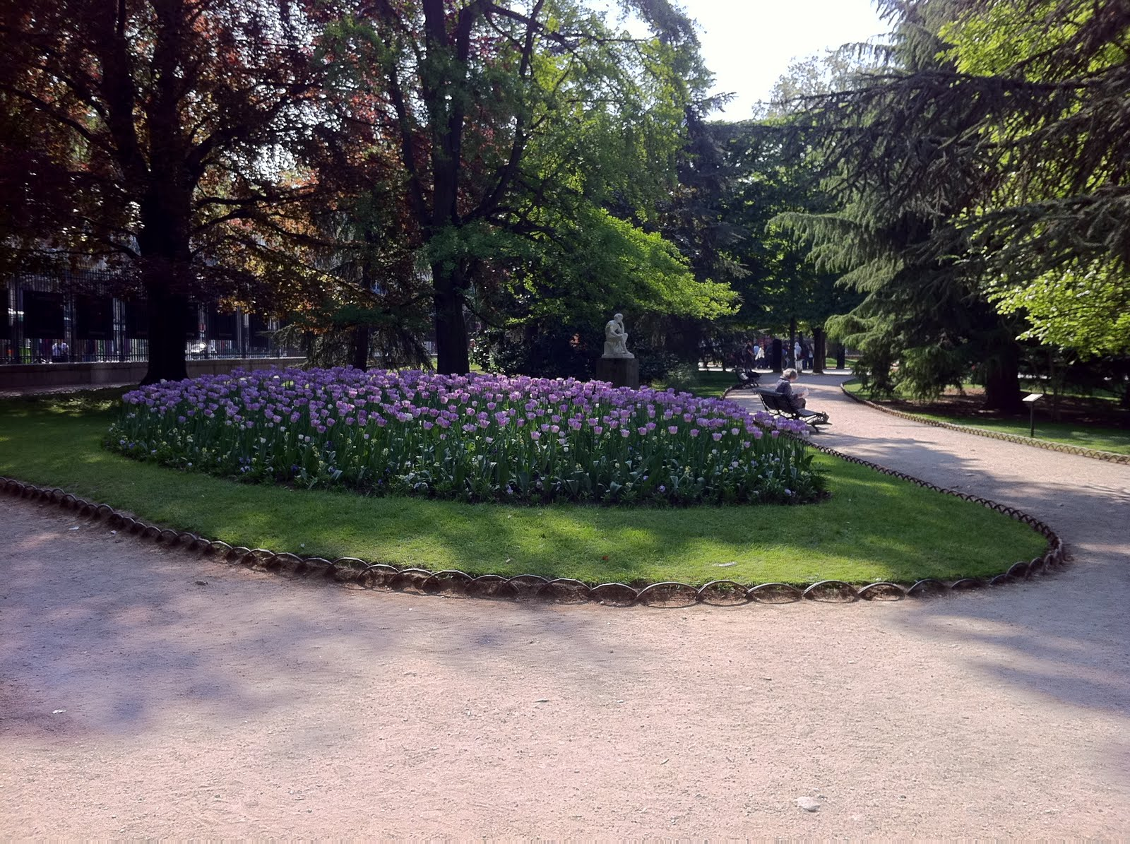 My travels jardin du luxembourg for Jardin du luxembourg