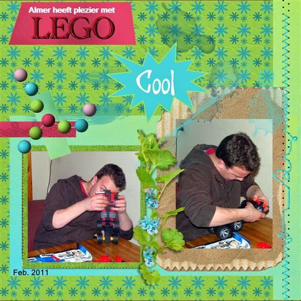 HSA Teen Boys  - lo 1 Lego