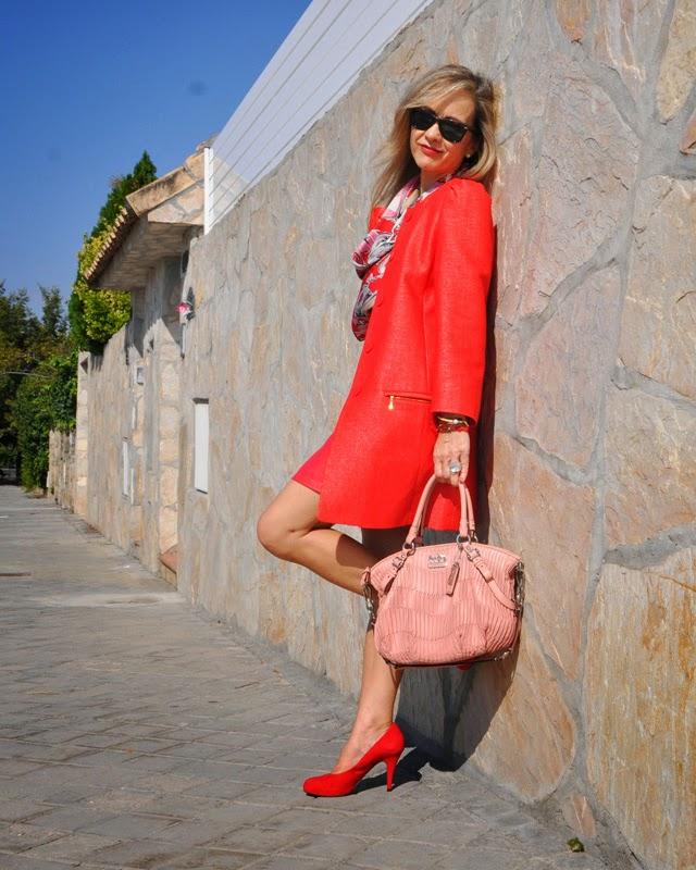 How to wear read     como combinar rojo