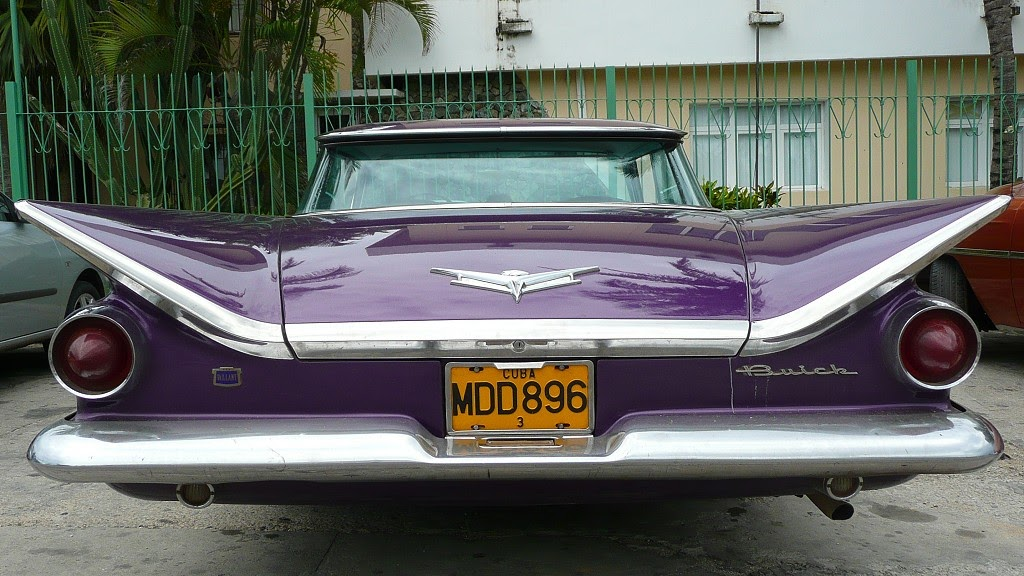 Palm Springs Automobilist Quince Buicks de Cuba -> Cuba Para Banheiro Electra