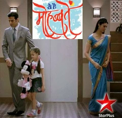 Yeh Hai Mohabbatein 21st May 2014 Full Episode by Star Plus