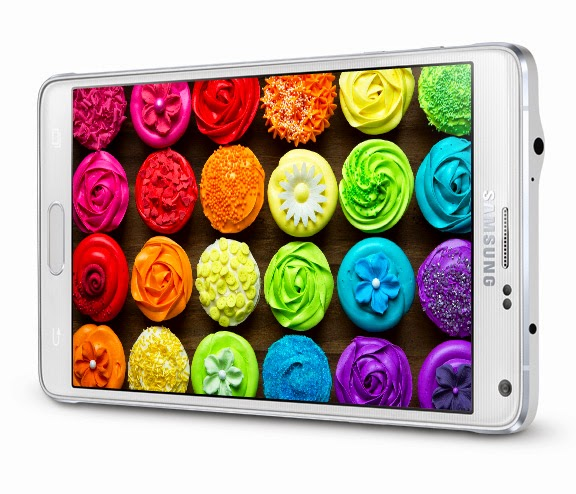 Samsung Galaxy Note 4, Especificaciones y Caracteristicas