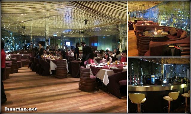 Teeq Brasserie Rooftop Restaurant Lot 10