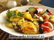Francúzske zemiaky a la Milan - recept