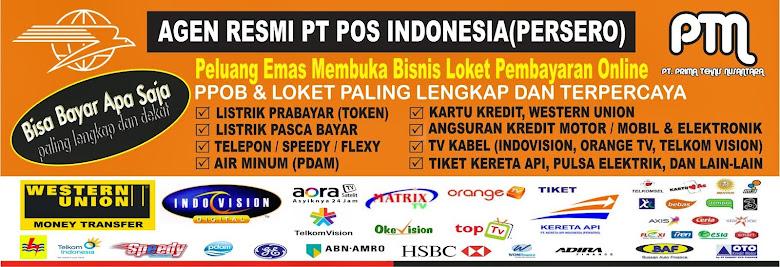 PPOB PosPay | Pembayaran Online Paling Lengkap dari PT Pos Indonesia