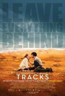 Tracks (2013) - Movie Review