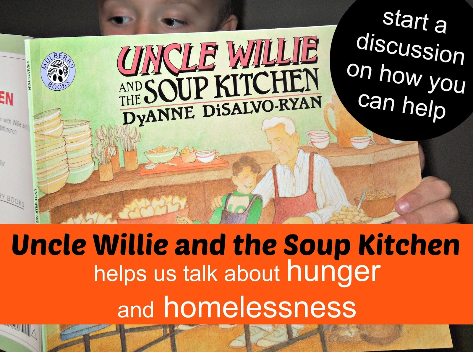 Childrenu0027s Book On Kindness: U201cUncle Willie And The Soup Kitchenu201d Awesome Ideas