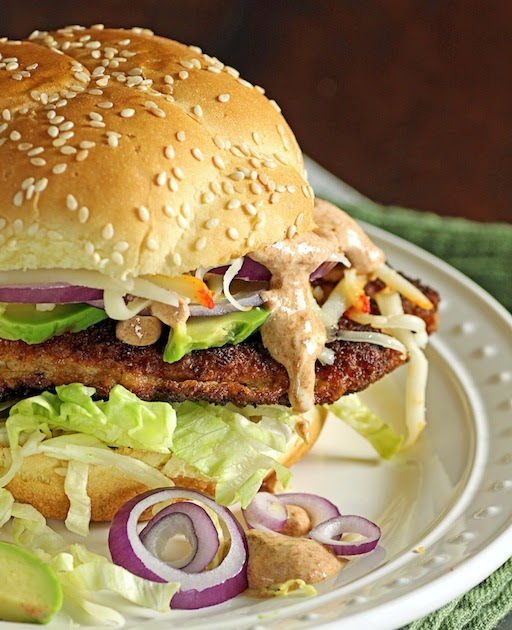 ... in My Soup!: Roll with it - Pork Schnitzel and Chipotle Sandwiches
