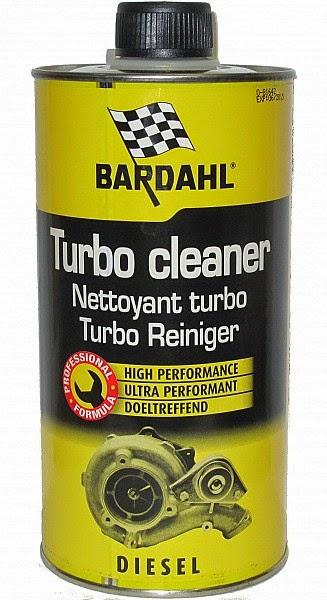 Aditivo limpia turbo
