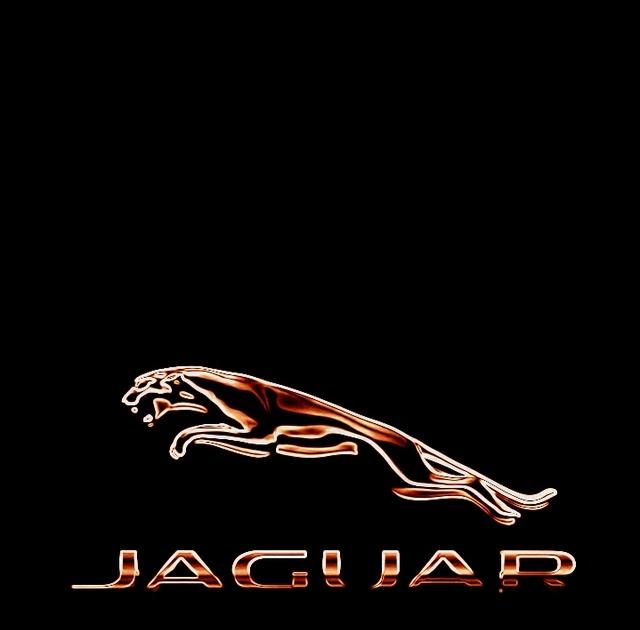 Jaguar logo wallpaper for iphone