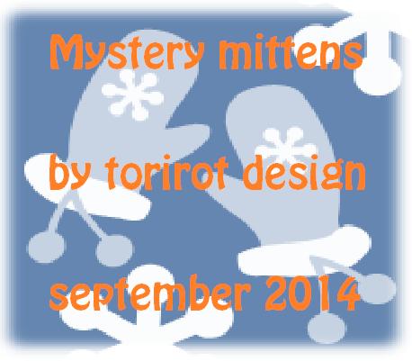 September Mystery KAL 2014