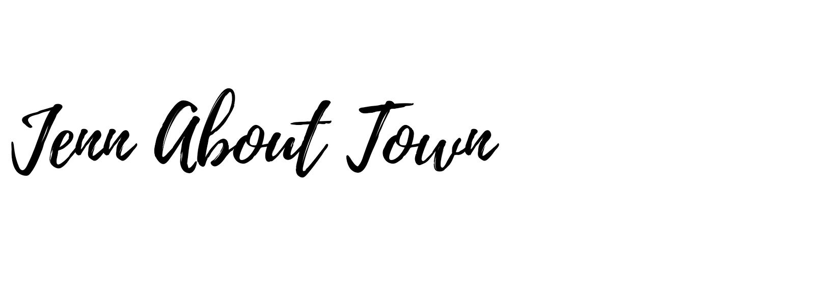 Jenn About Town