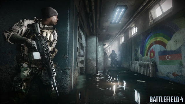 New Battlefield 4 Screenshot Surfaces