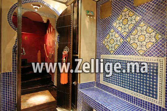 les salle de bain moderne 2013 salle du bain hammam marocain moderne et traditionnel - Salle De Bain Marocaine Traditionnelle