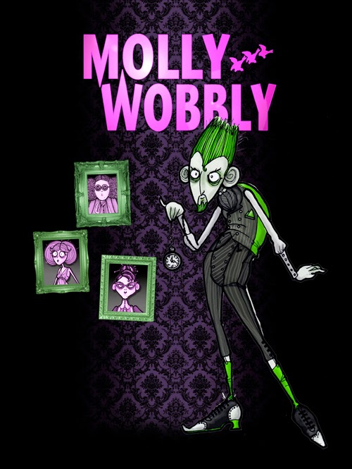 Molly Wobbly The Leicester Square Theatre