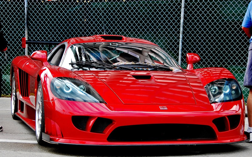 Auto Universe- Saleen S7 Twin-Turbo | Top 10 fastest cars in the ...