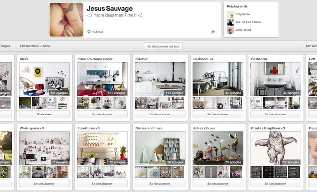 Sélection Pinterest Lovers of Mint