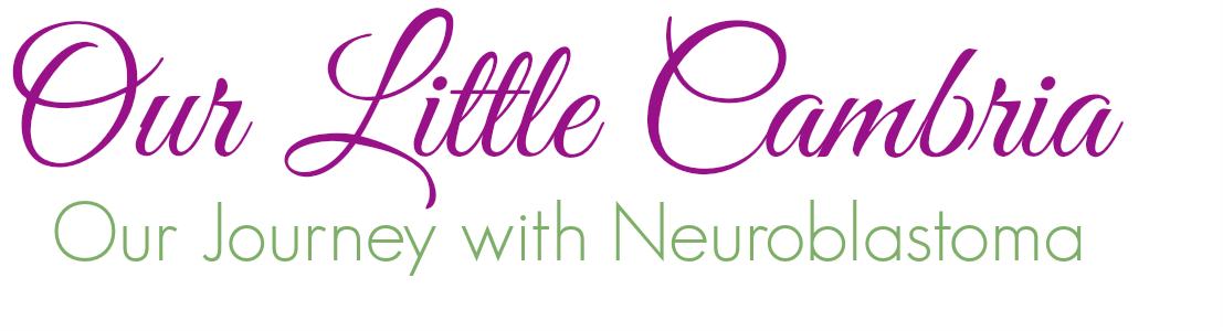 Our Journey with Neuroblastoma