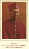 Most Rev. Bishop Pietro Salvatore Colombo OFM