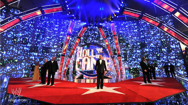 2011 Hall of Fame Induction Ceremony